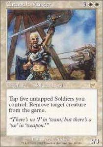 Catapult Master - Foil