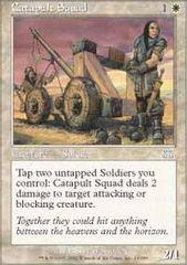 Catapult Squad - Foil