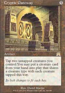Cryptic Gateway - Foil