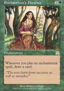 Enchantress's Presence - Foil