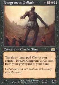 Gangrenous Goliath - Foil
