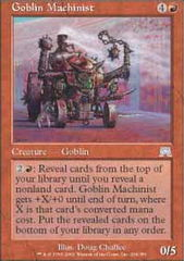 Goblin Machinist - Foil