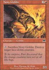 Nosy Goblin - Foil