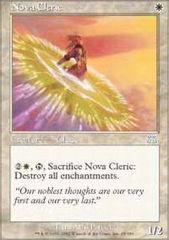Nova Cleric - Foil