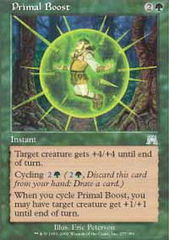 Primal Boost - Foil