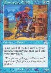 Rummaging Wizard - Foil