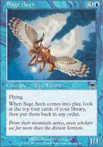 Sage Aven - Foil