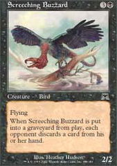 Screeching Buzzard - Foil
