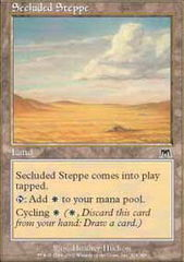 Secluded Steppe - Foil