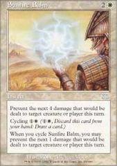 Sunfire Balm - Foil