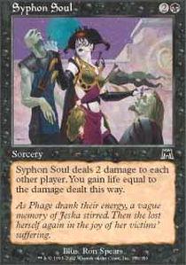 Syphon Soul - Foil