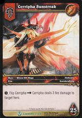 Cerripha Sunstreak