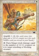 Daru Stinger - Foil on Channel Fireball