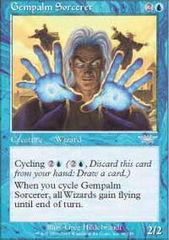 Gempalm Sorcerer - Foil