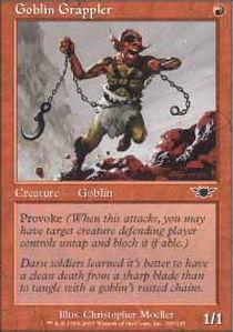 Goblin Grappler - Foil