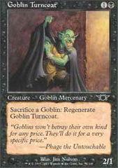 Goblin Turncoat - Foil
