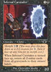 Infernal Caretaker - Foil