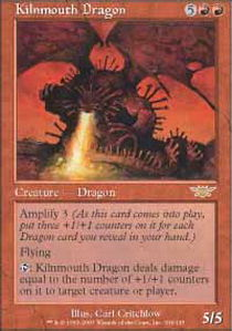 Kilnmouth Dragon - Foil