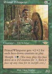 Primal Whisperer - Foil