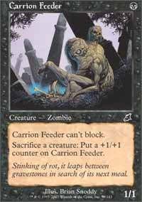Carrion Feeder - Foil