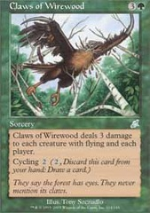 Claws of Wirewood - Foil on Channel Fireball