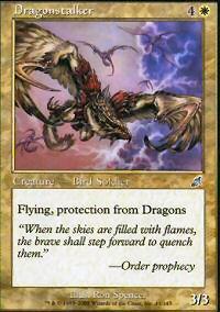 Dragonstalker - Foil