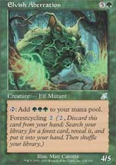 Elvish Aberration - Foil