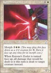 Karona's Zealot - Foil