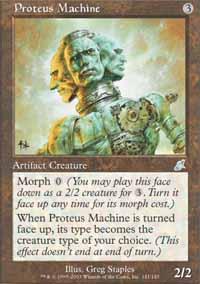 Proteus Machine - Foil