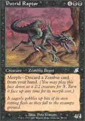 Putrid Raptor - Foil