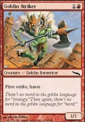Goblin Striker - Foil