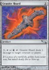 Granite Shard - Foil