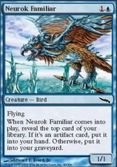 Neurok Familiar - Foil