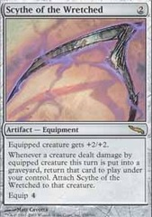 Scythe of the Wretched - Foil