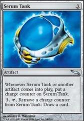 Serum Tank - Foil