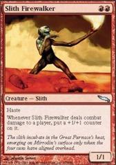 Slith Firewalker - Foil