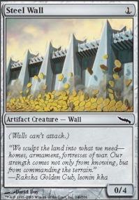 Steel Wall - Foil