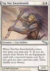 Taj-Nar Swordsmith - Foil