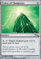 Tower of Champions - Foil