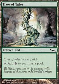 Tree of Tales - Foil