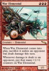 War Elemental - Foil
