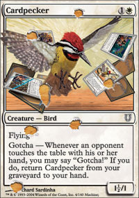 Cardpecker - Foil