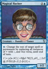 Magical Hacker - Foil