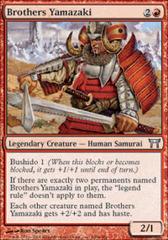Brothers Yamazaki (A) - Foil