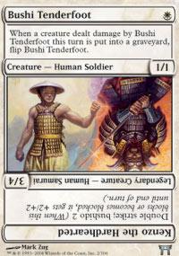 Bushi Tenderfoot - Foil
