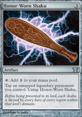Honor-Worn Shaku - Foil