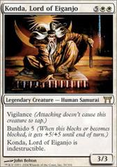 Konda, Lord of Eiganjo - Foil