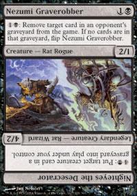 Nezumi Graverobber - Foil