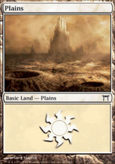 Plains (287) - Foil on Channel Fireball