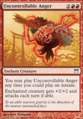 Uncontrollable Anger - Foil
